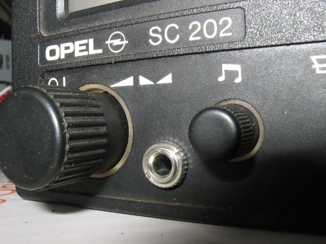 Blaupunkt Opel SC202B и